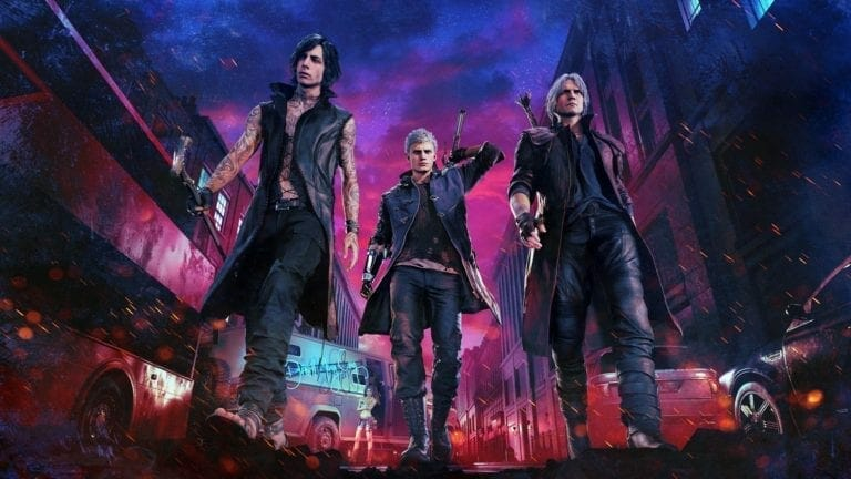 Devil May Cry 5 Review Featured
