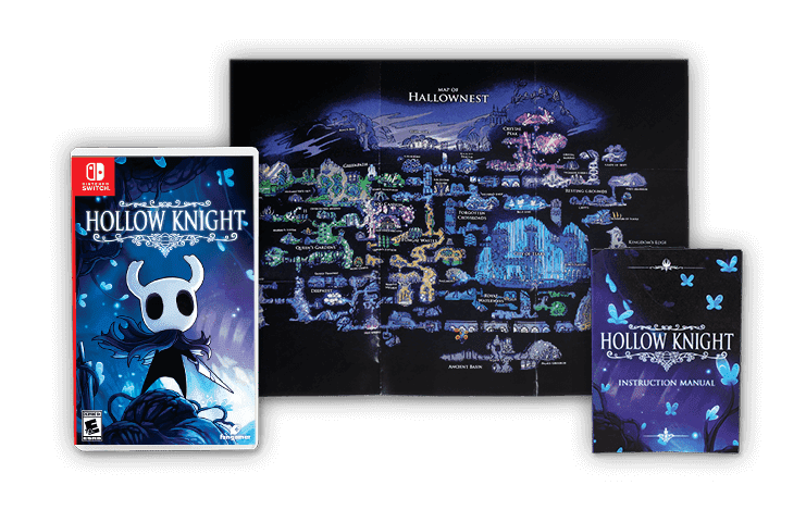 Hollow Knight Standard Edition