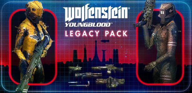 Wolfenstein: Youngblood Pre-Order Bonus