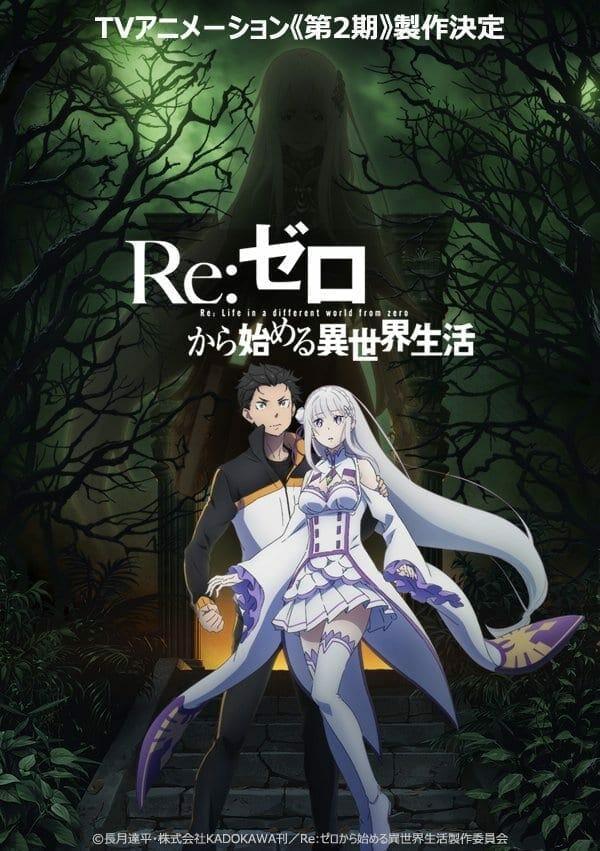 Image result for re zero season 2