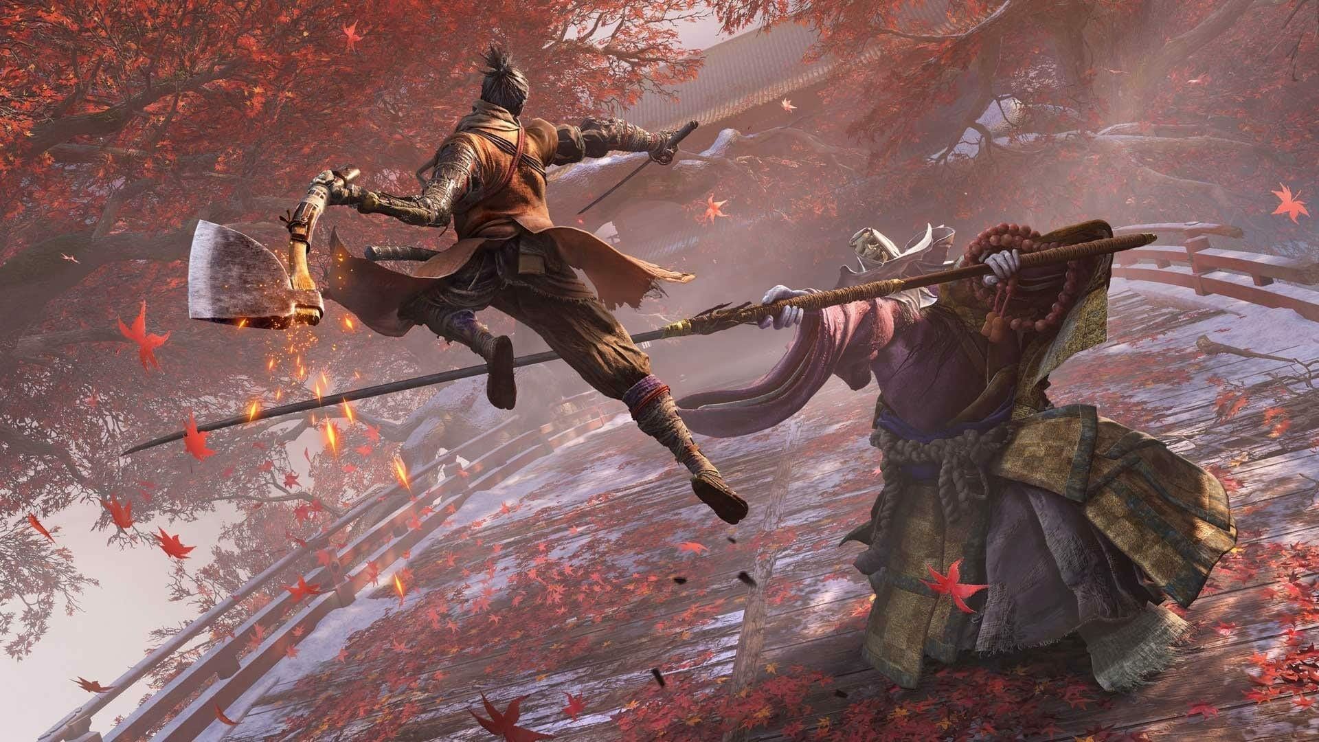 Black Outfit Mod For Sekiro: Shadows Die Twice