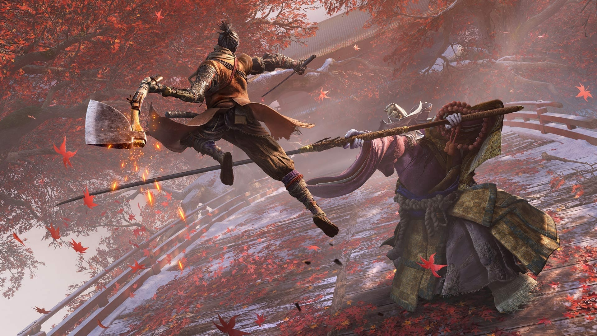 Sekiro Shadows Die Twice cracked