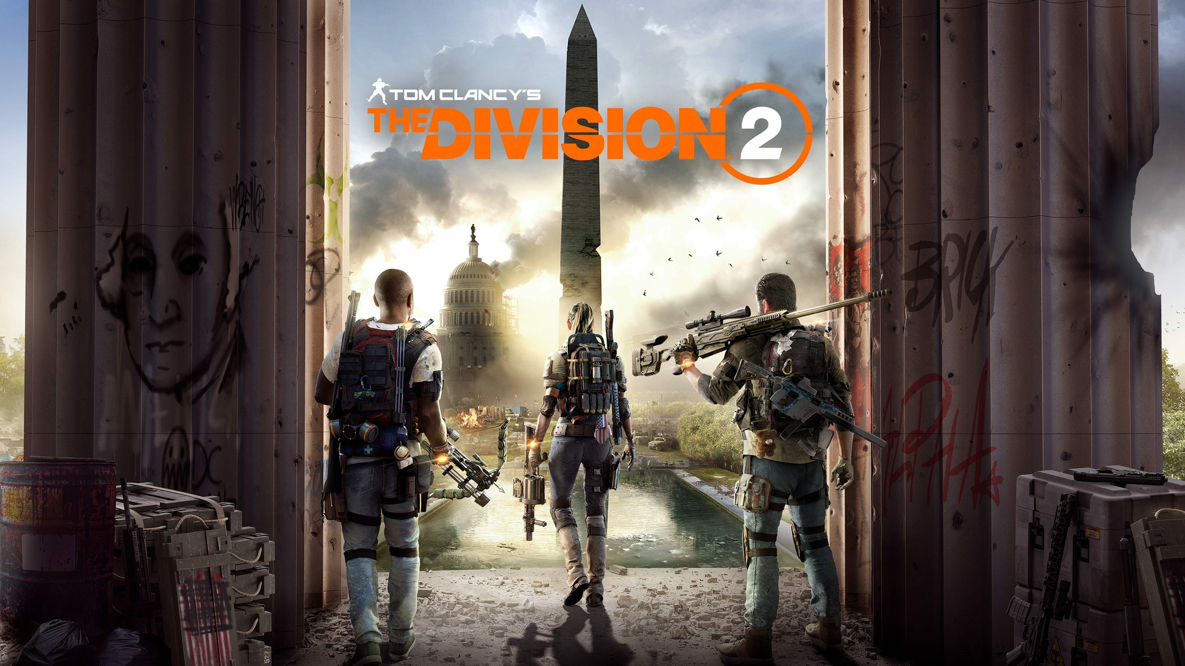 DIVISION 2 File Size