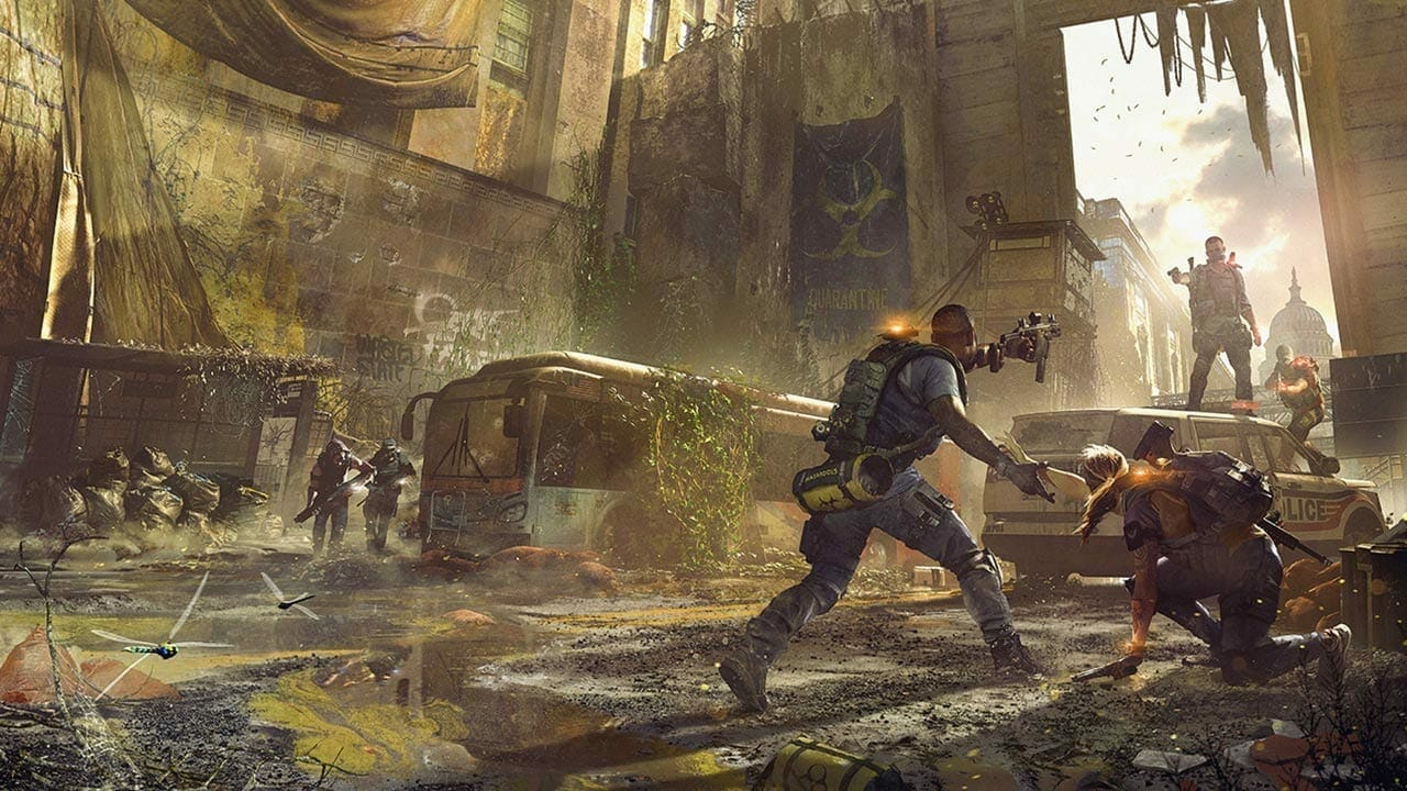 The Division 2 Bugs Fixes: Crash, FPS Drops, Frame times and more
