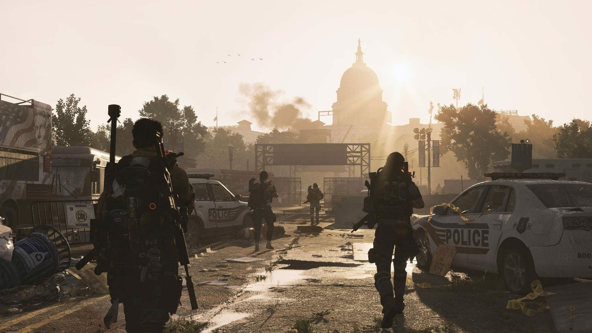 The Division 2 Connectivity Issues