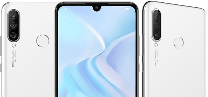 Huawei Nova 4e Specs