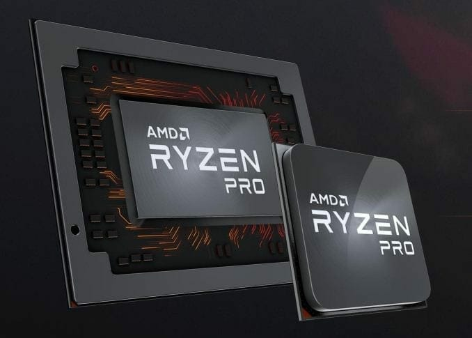 2nd Gen Ryzen PRO Mobile Processors