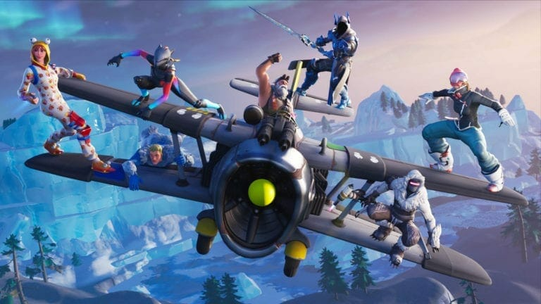 Fortnite v8.40.1 Patch