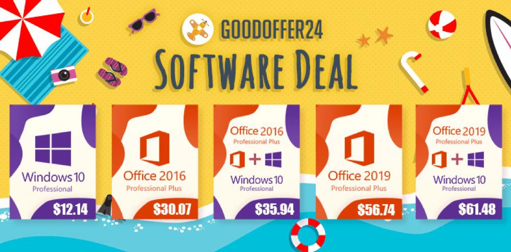 GoodOffer24 Microsoft Offer