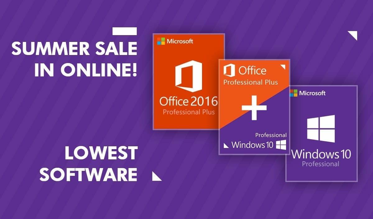 GoodOffer24 Windows and Microsoft Office