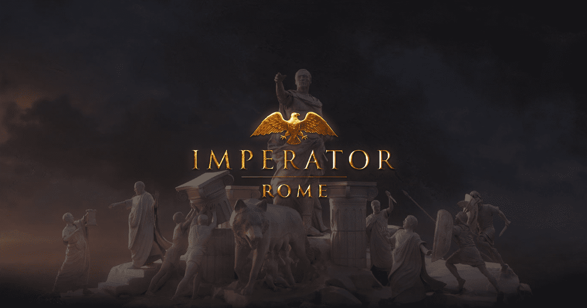 Imperator Rome.exe Missing