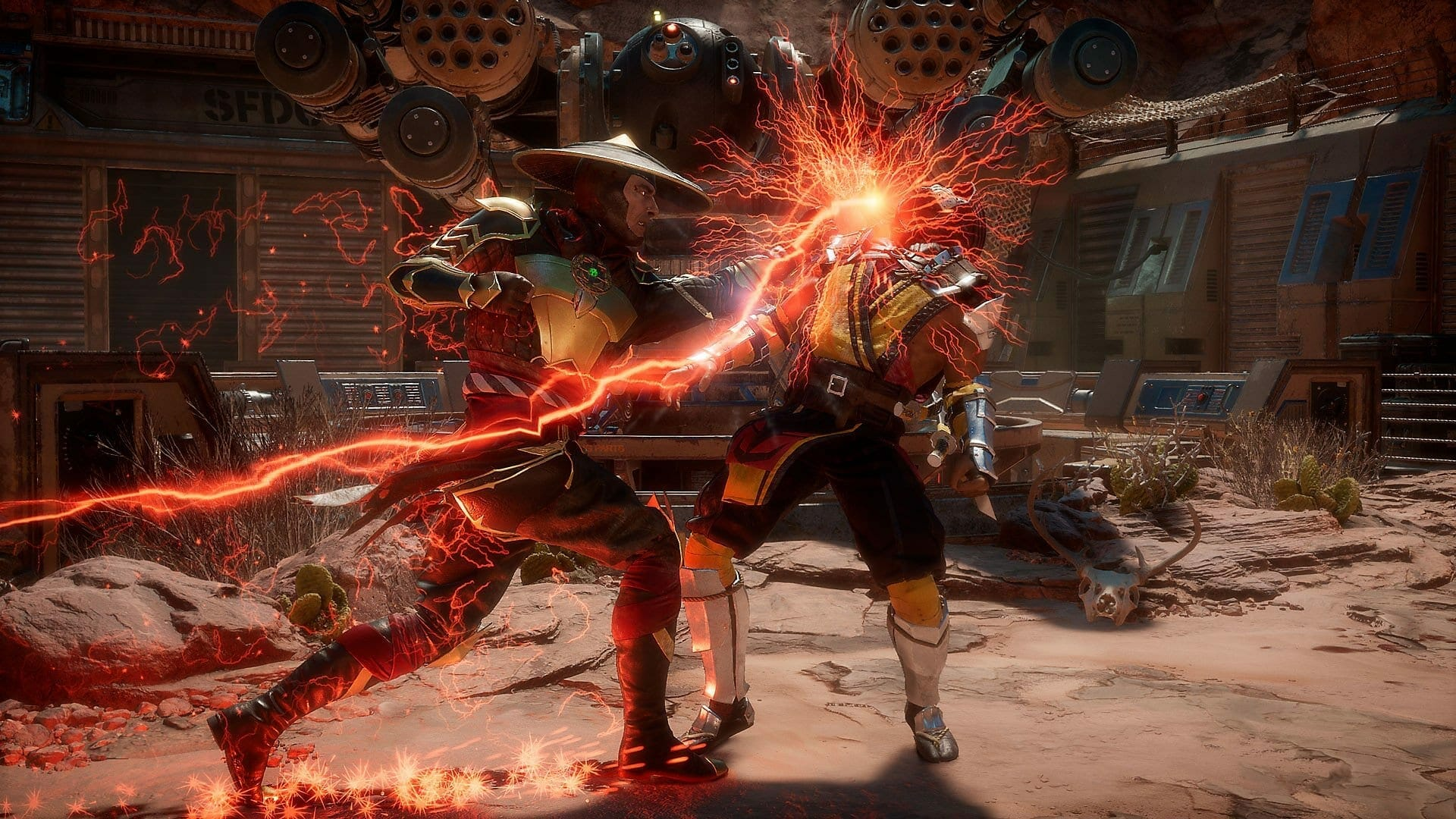 Mortal Kombat 11 stutter issue