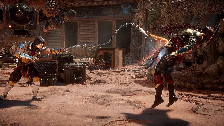 Mortal Kombat 11 PC Version 60 FPS