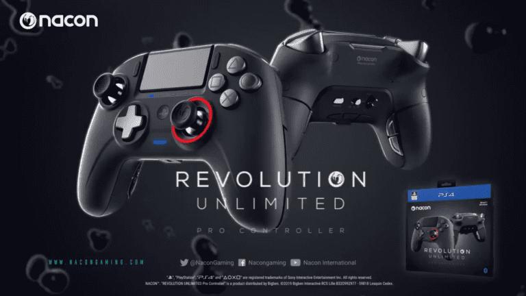 PlayStation 4 Nacon Controller