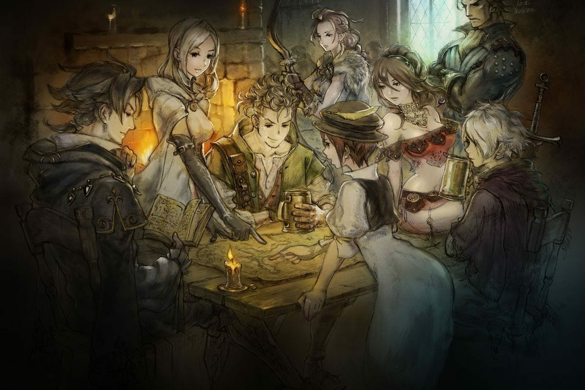 Octopath Traveler for PC