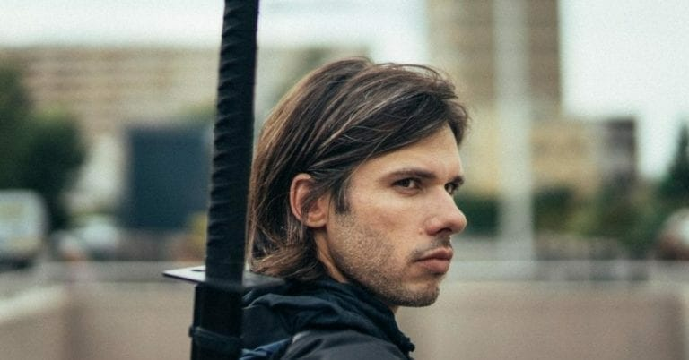 OrelSan in Collaboration with JAM Project