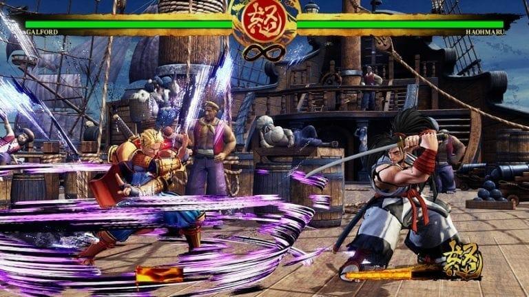 Samurai Shodown for Nintendo Switch