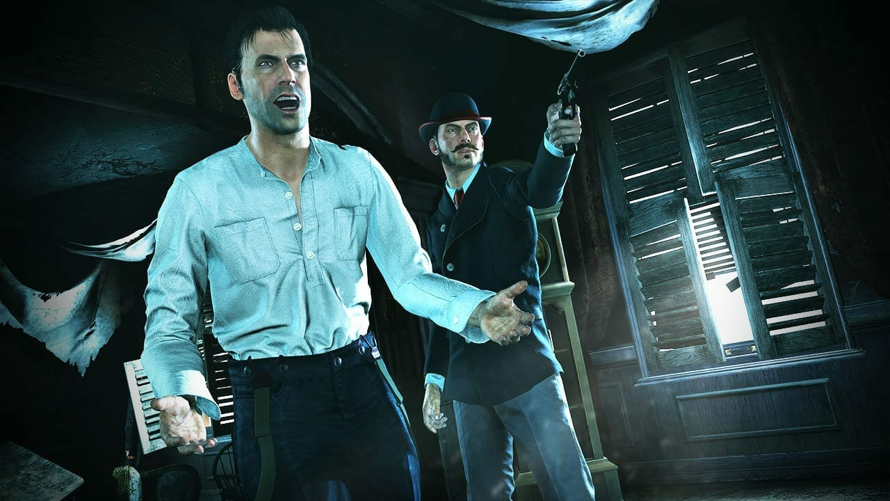 Pre-Order The Sinking City