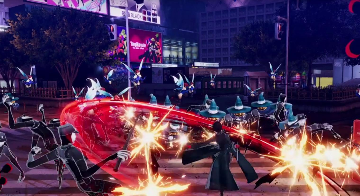 Persona 5 S Revealed And It's Not a Switch Port