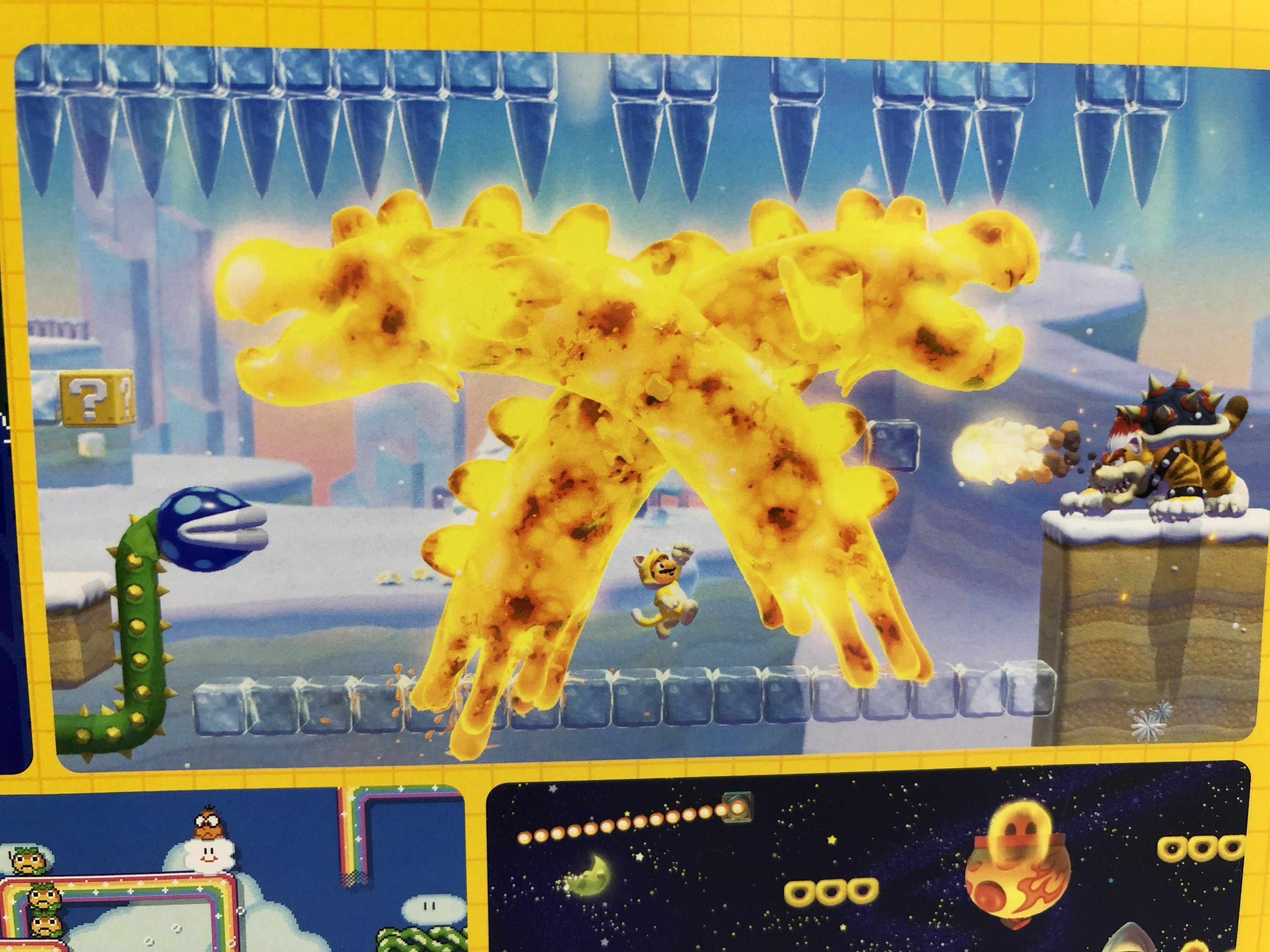 Super Mario Maker 2 Details Leaked - Cat Bowser Confirmed and More!