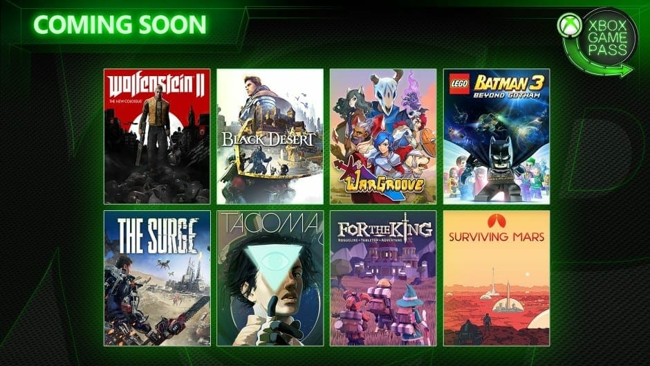 xbox game pass may 2019 - Xbox Game Pass May 2019 Games Revealed - Lots of Great Titles