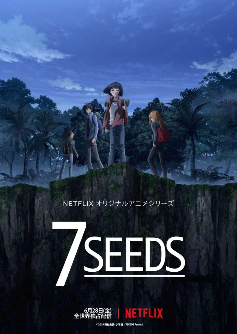 7SEEDS TV Anime