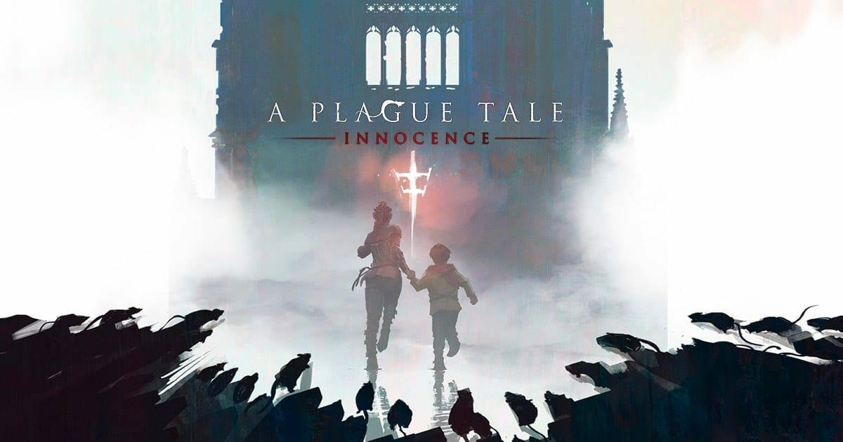 Plague Tale: innocence Startup Crash
