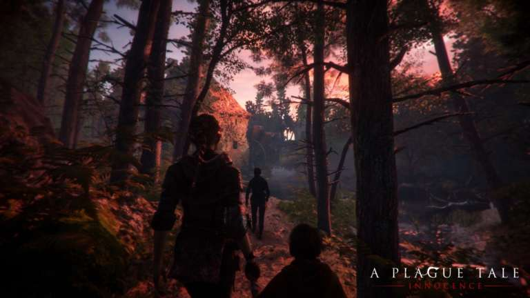 A Plague Tale: Innocence low fps