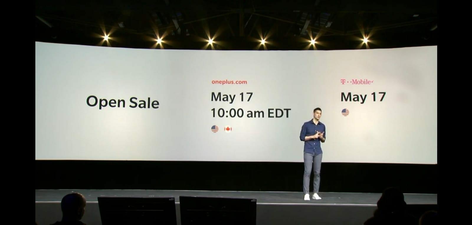 OnePlus 7 Pro Specs