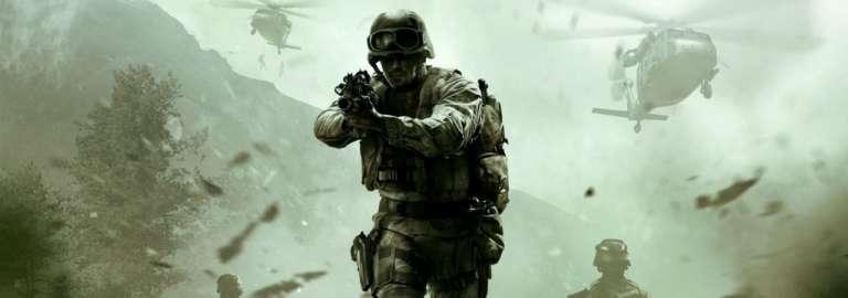 Call of Duty Modern Warfare announcement