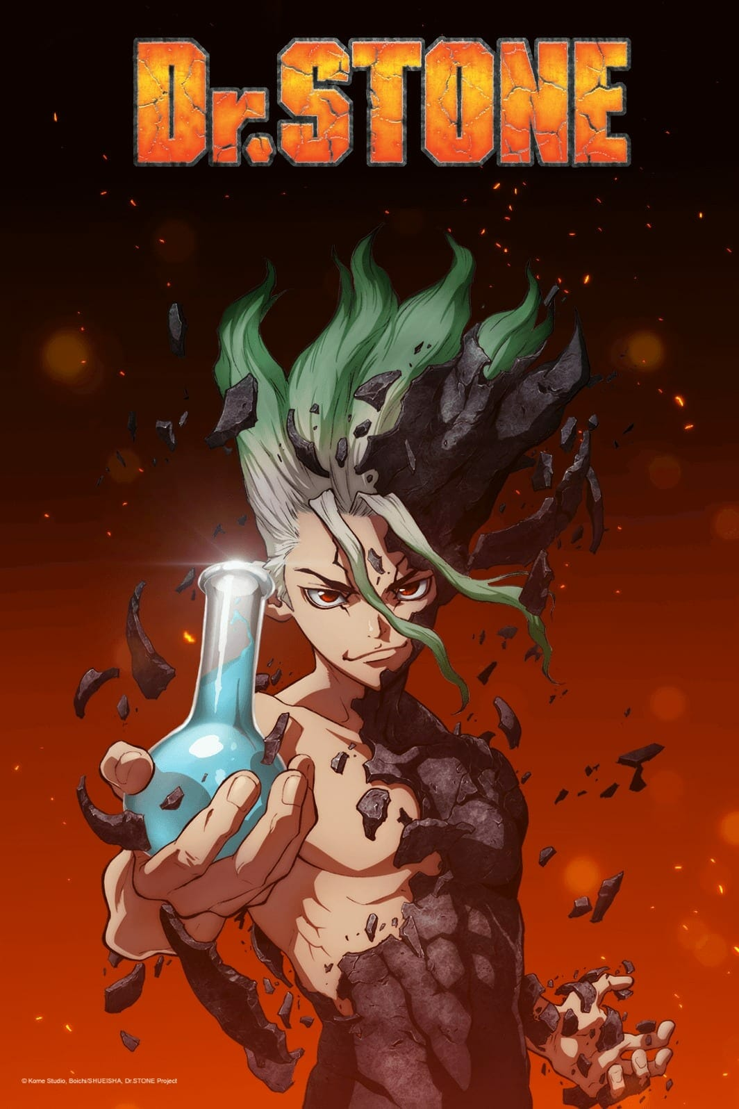 Dr. STONE to Join as First Summer simulcast Title for