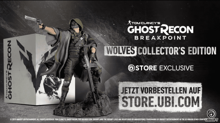 Ghost Recon Breakpoint Collector's Edition