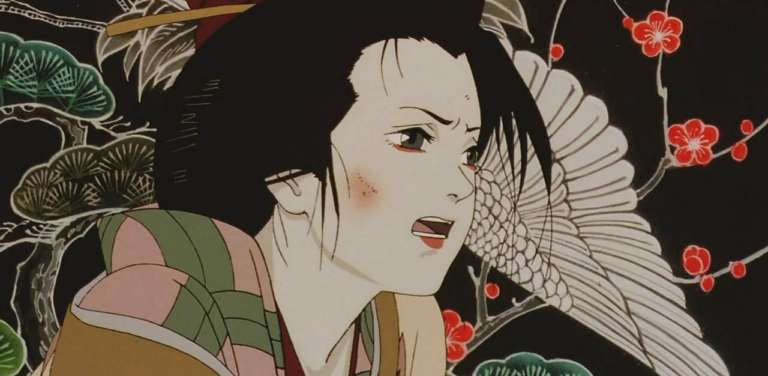 Milennium Actress Anime Movie