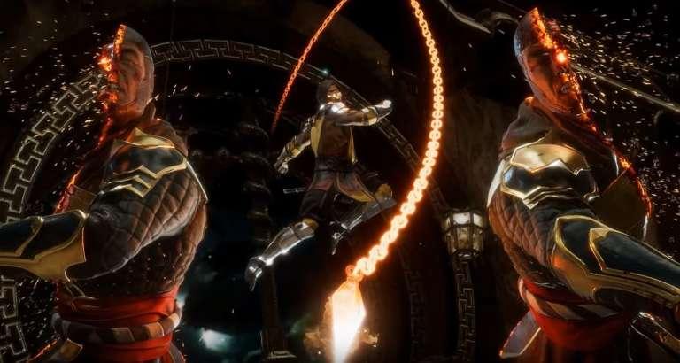 Mortal Kombat 11 Nintendo Switch May