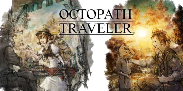 Octopath Traveler System Requirements