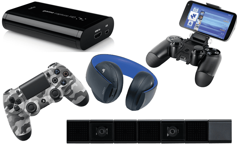 PS4 Accessories - Guide: Buying Playstation 4 in Pakistan, Games and Accessories from Trusted Sellers