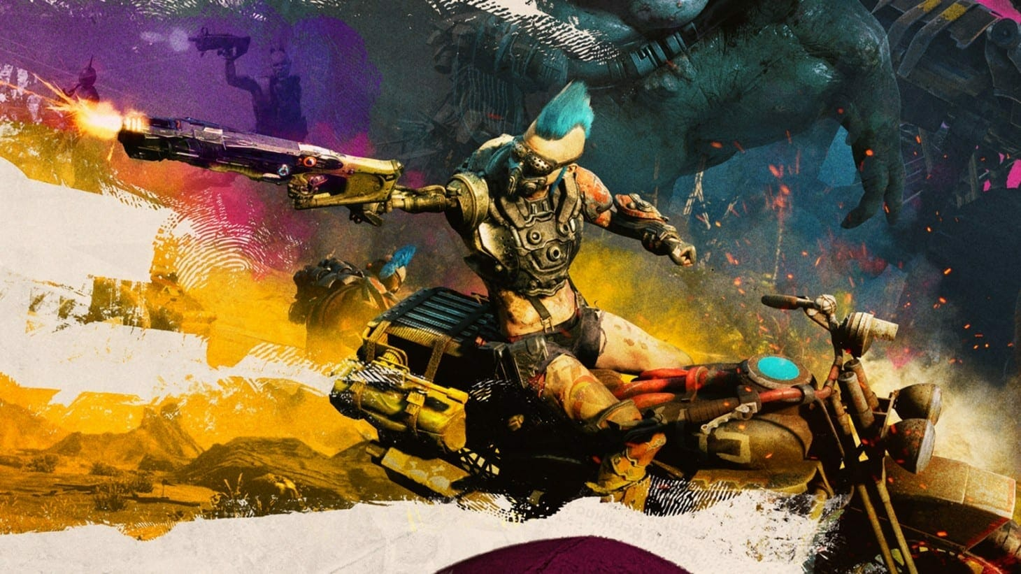 Rage 2 low fps