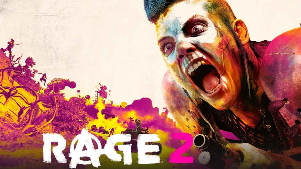 Rage 2 Crash Error