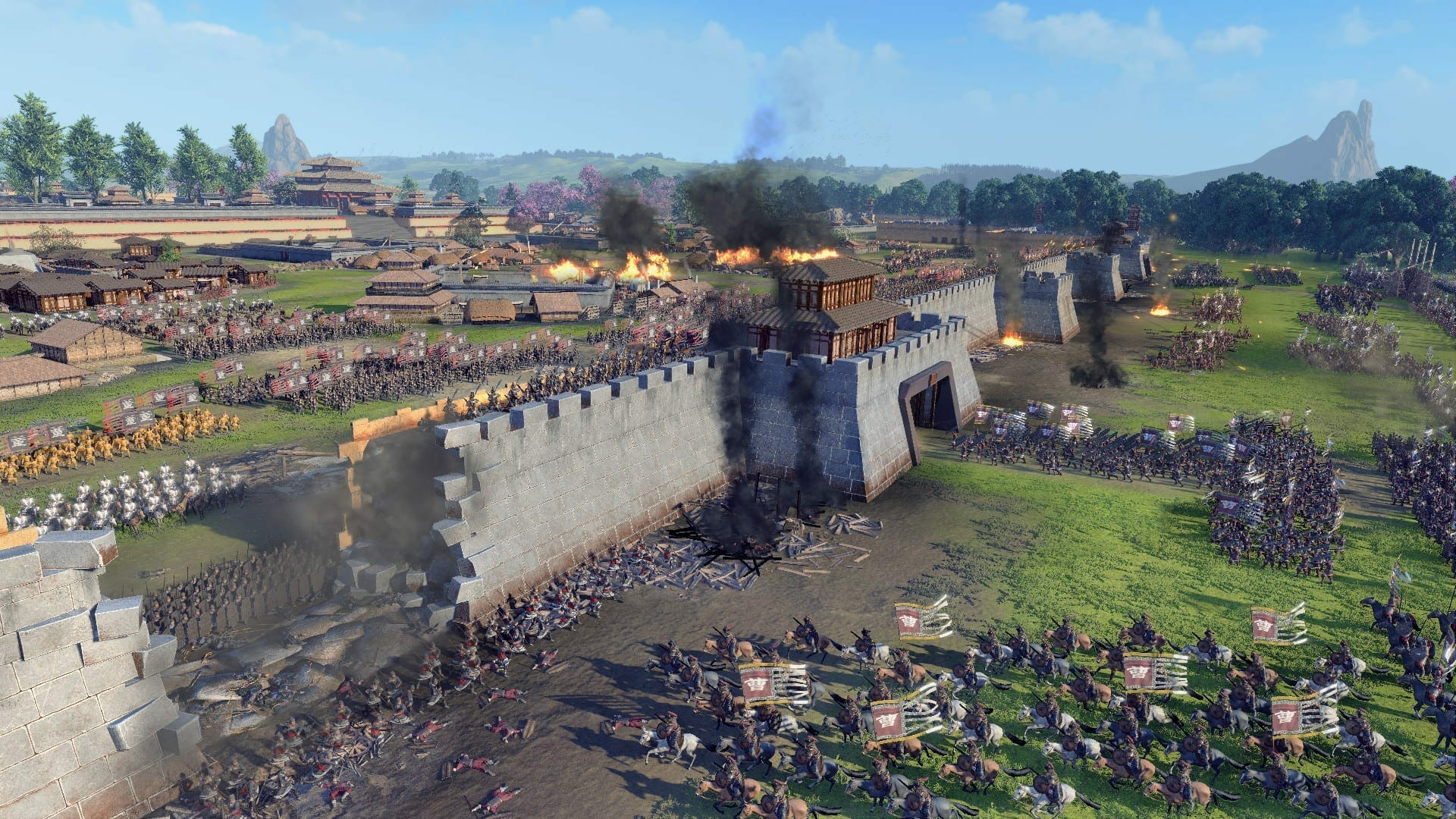 Total War: Three Kingdoms Stutter