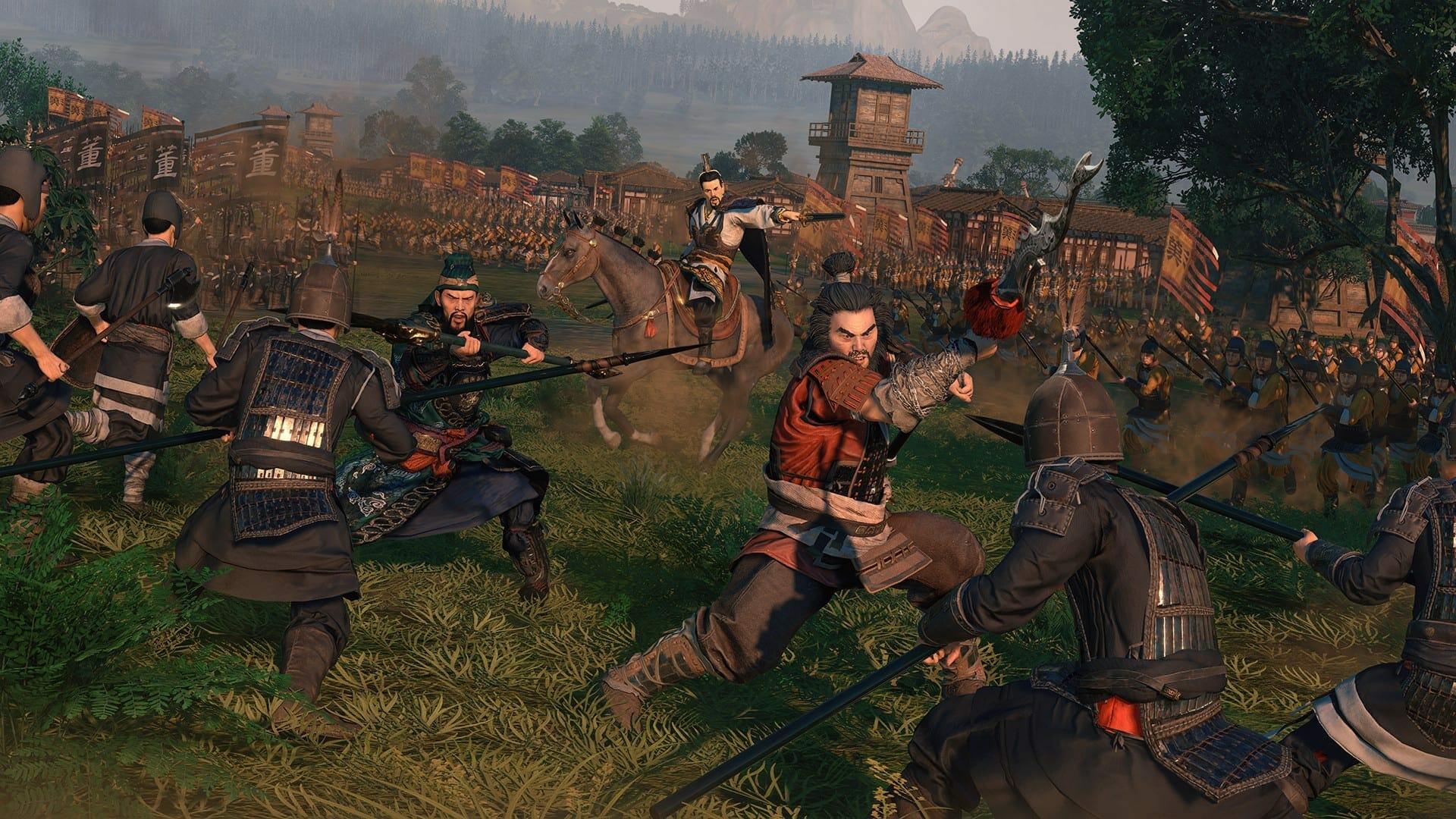 Total War: Three Kingdoms Optimized AMD Drivers
