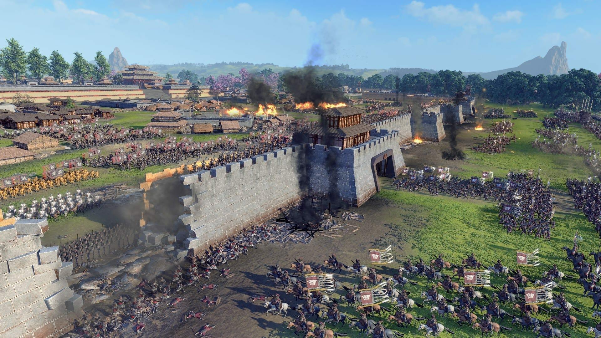 Fix Total War: Three Kingdoms Low FPS