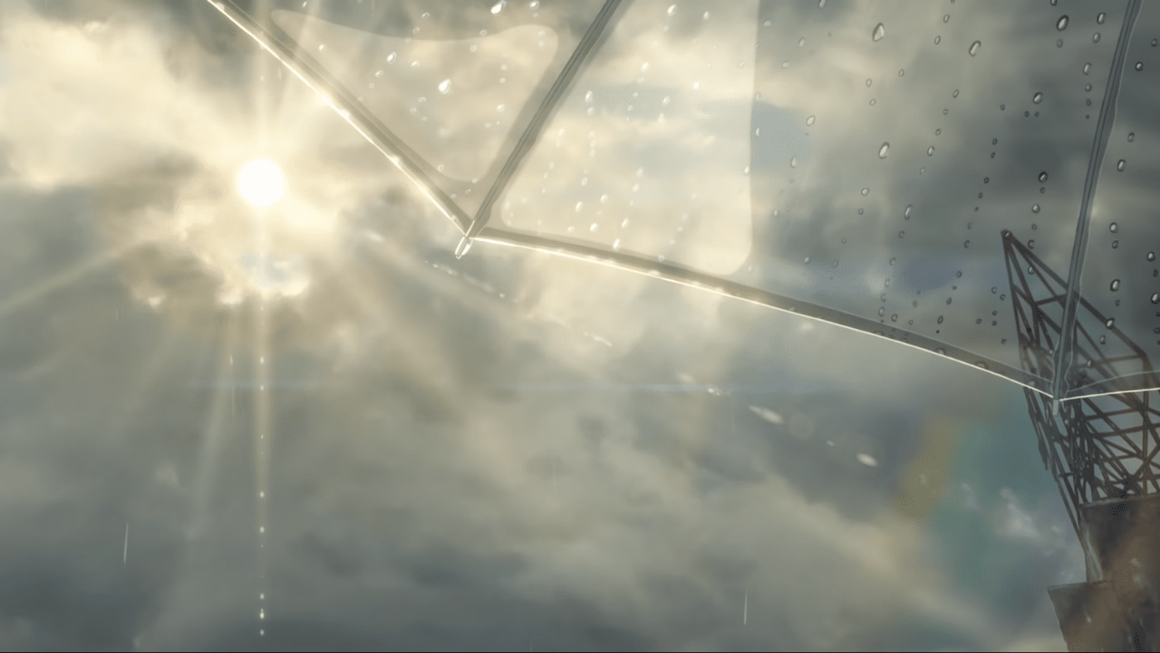 Weathering with You screenshot