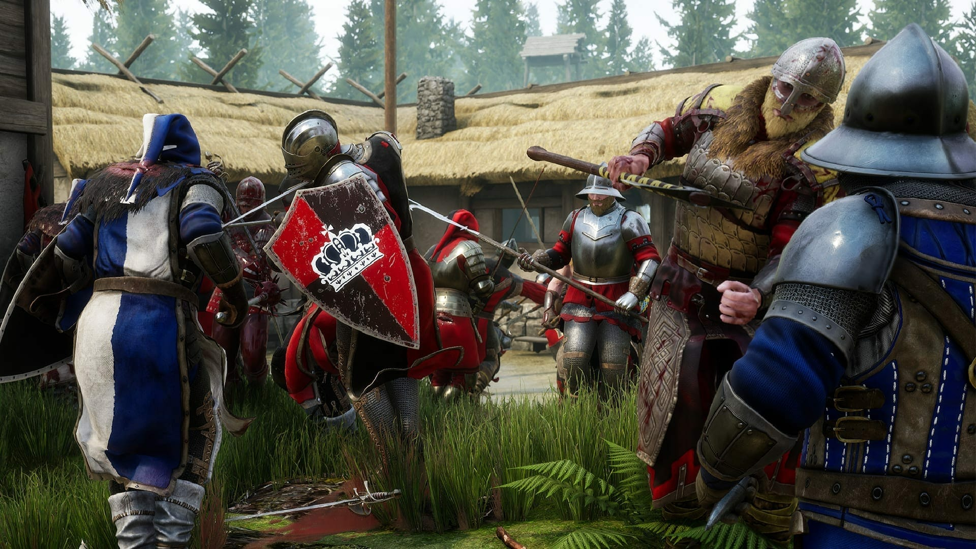 Mordhau Crash at Startup
