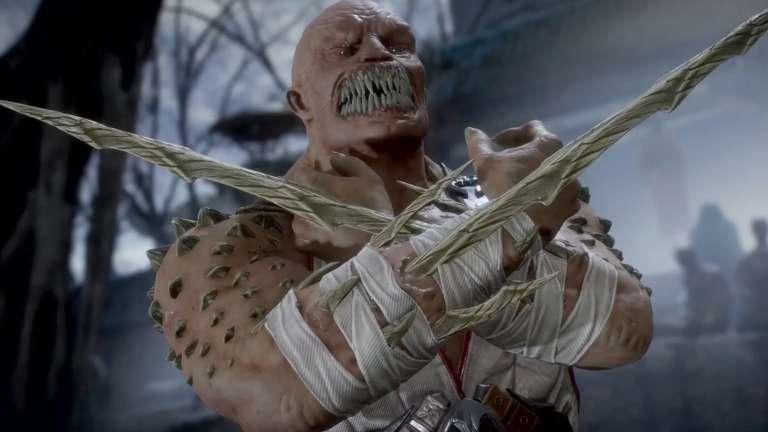 Mortal Kombat 11 Update 1.06
