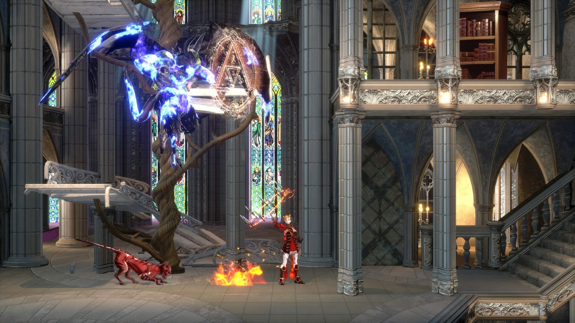 Bloodstained Ritual of the Night System Requirements