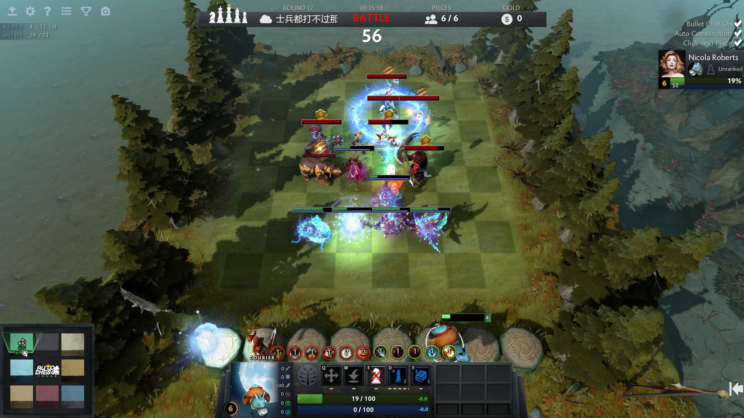 Dota Underlords Heroes Tier List