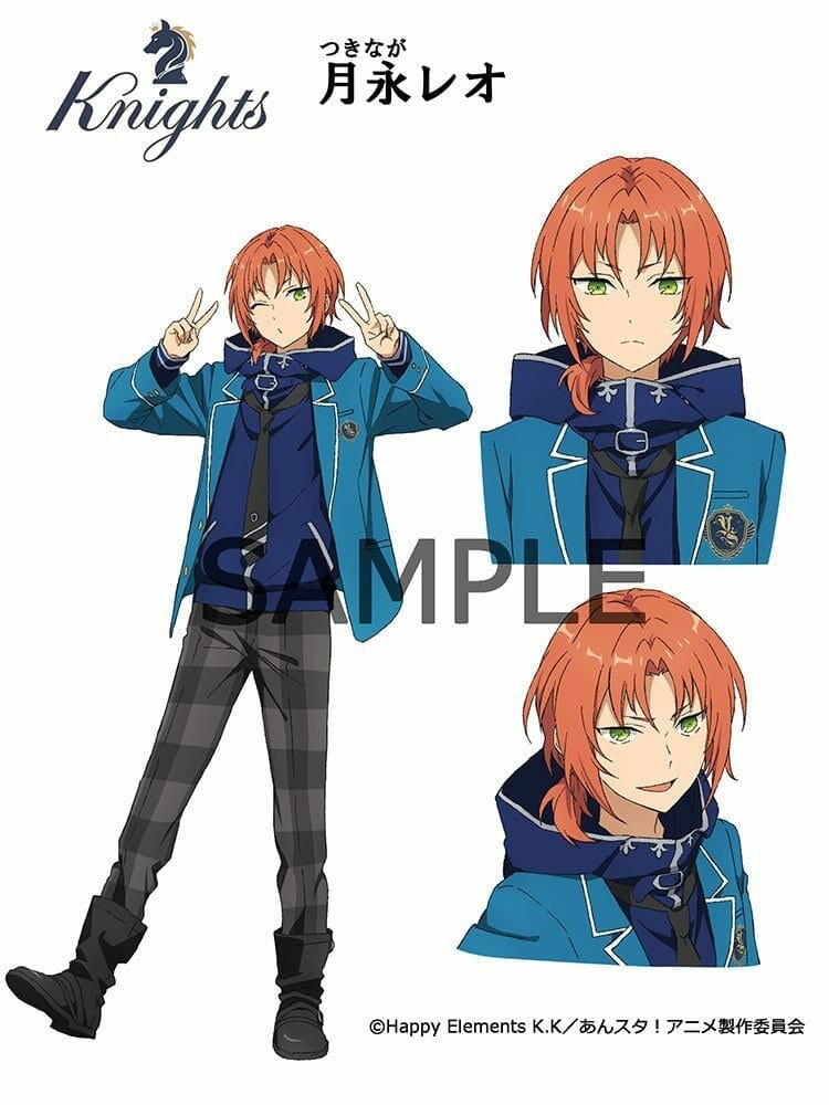 Knights unit character design
