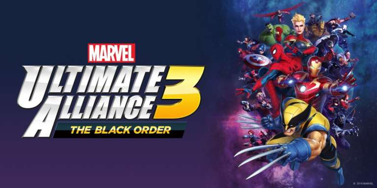 Marvel Ultimate Alliance 3 Confirmed Characters