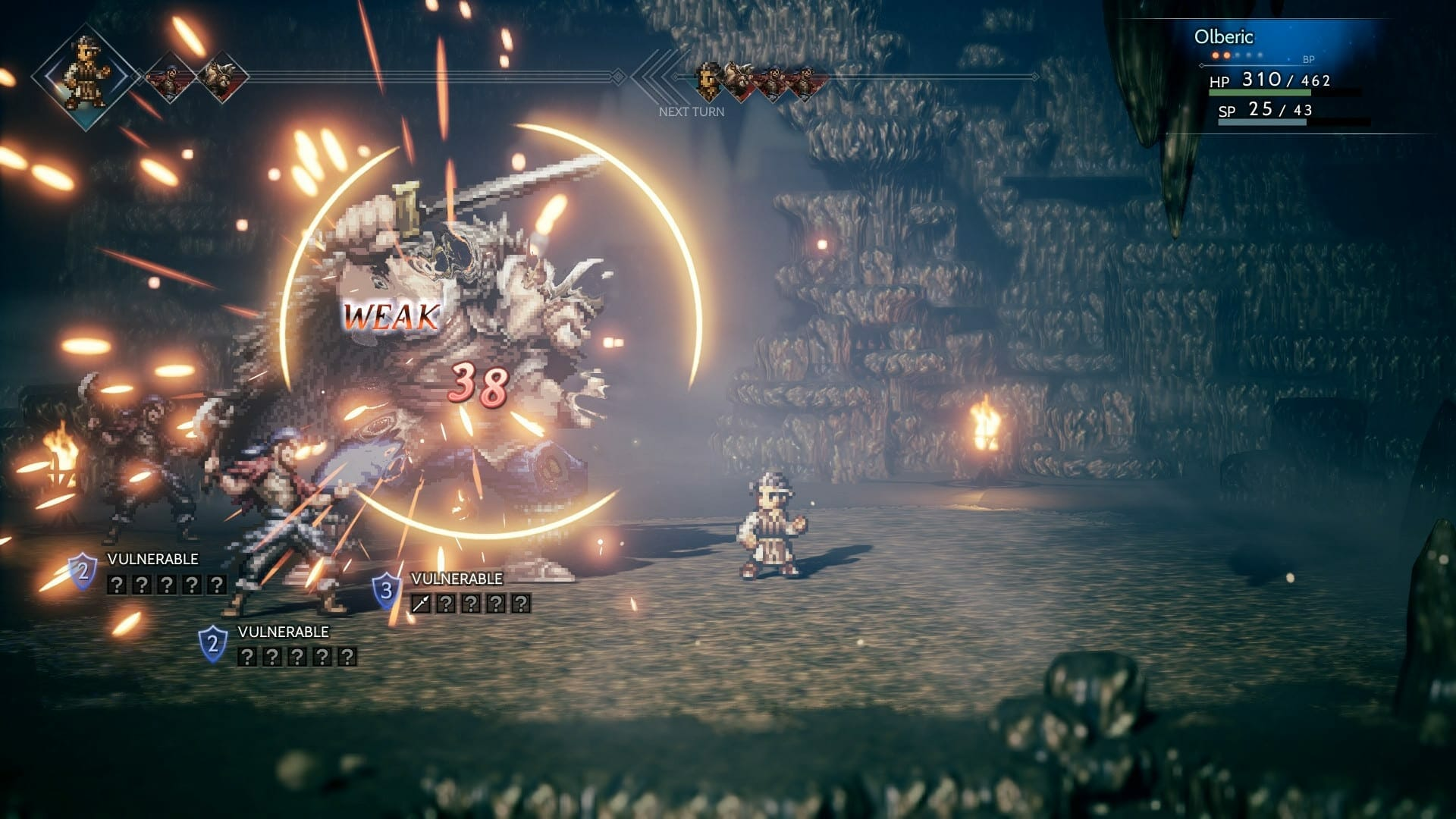 Depth of Field in Octopath Traveler