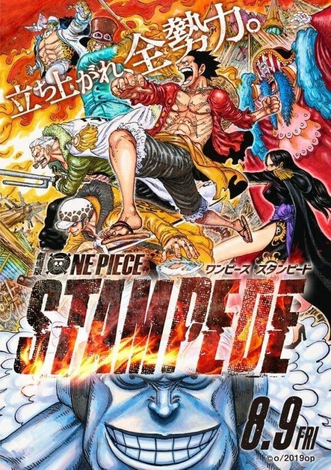 One Piece: Stampede Movie